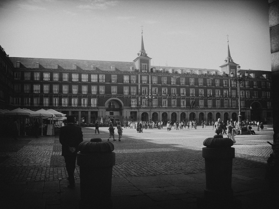 photoblog image La Plaza Mayor